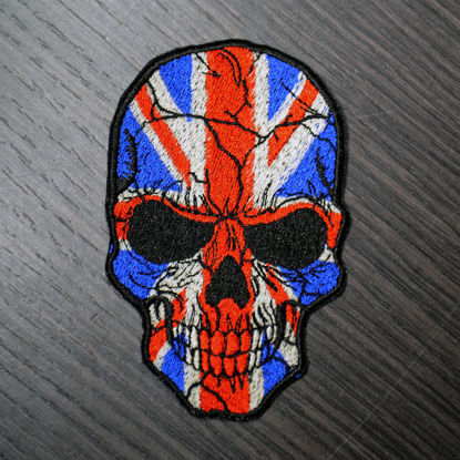 Picture of Skull England