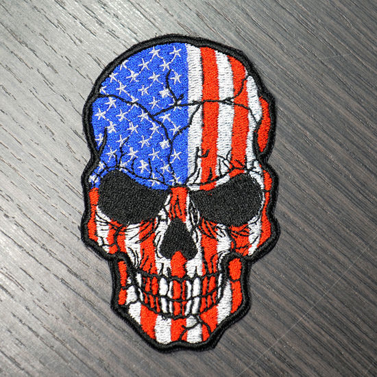 Picture of Skull USA