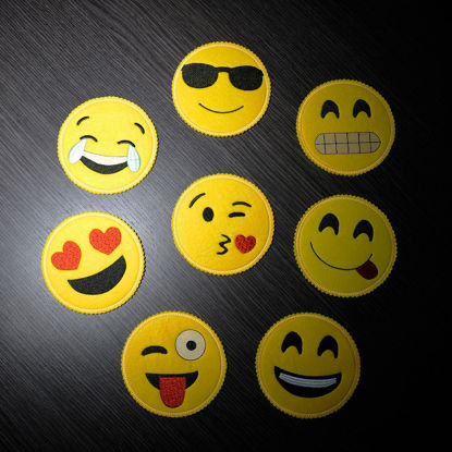 Picture of Smile coasters