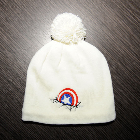 Picture of Captain America hat
