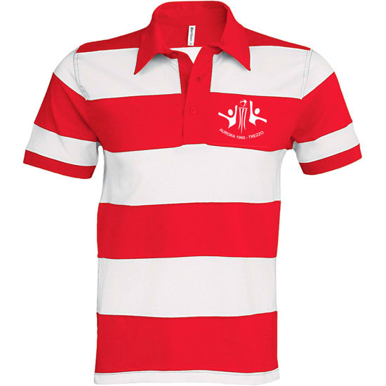 Picture of Striped polo shirt
